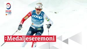 Ski - VM: Medaljeseremonier