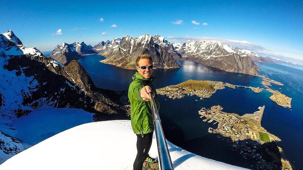 Endre Myrdal Olsen - Foto: @allfareren/Endre Myrdal Olsen/Instagram