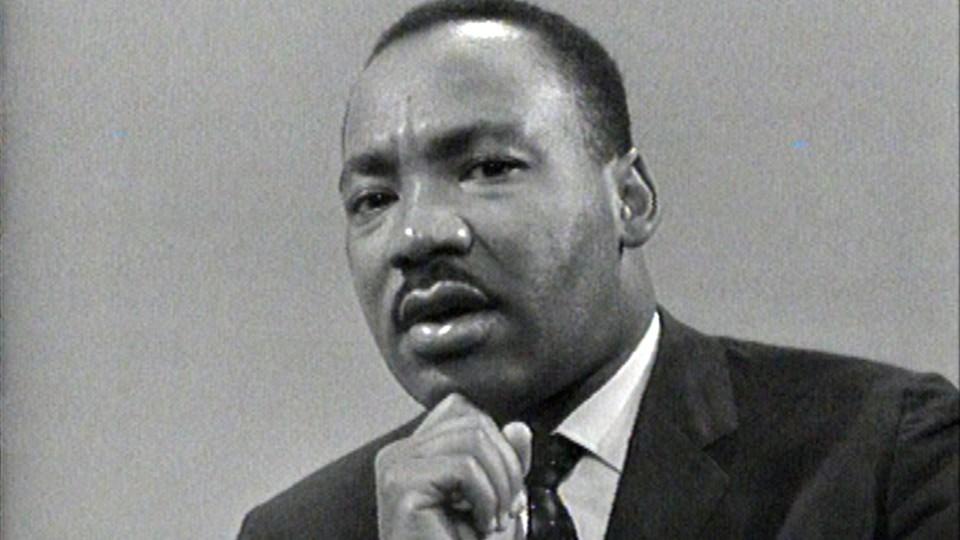 I kamp for menneskerett - Martin Luther King