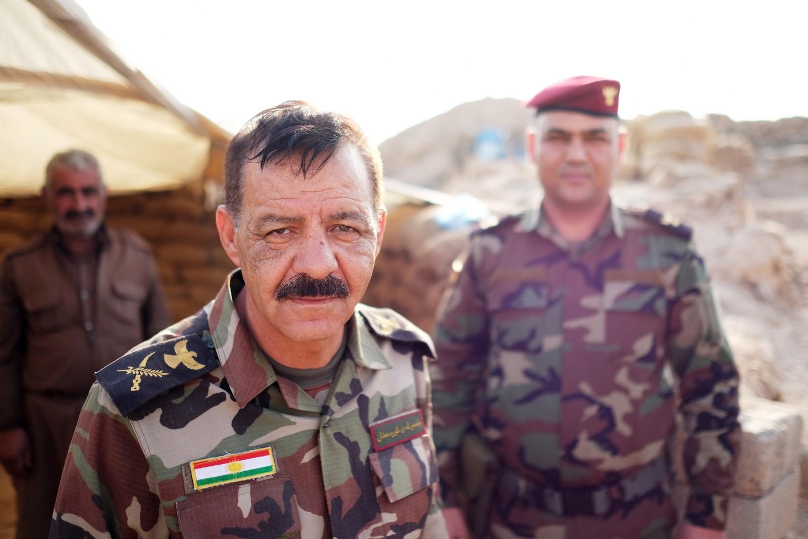 Kurdiske Noor al-Din har sloss mot de fleste. Al Qaida, IS og nå sine egne landsmenn, irakerne.
