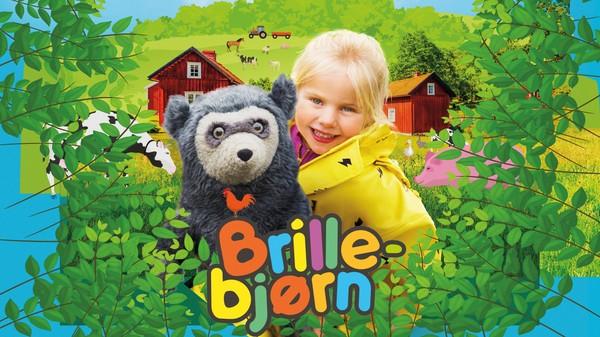 Norsk film. Brillebjørn og Lucy skal besøke bestemor og bestefar på bondegården. Her er det sauer, høner, kuer, traktorer og mye annet spennende. Men noen ganger er ikke alt like gøy, så da er det godt at Brillebjørn har fantasimagi!