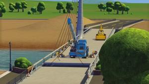 Blir broa ferdig til maratonløpet?