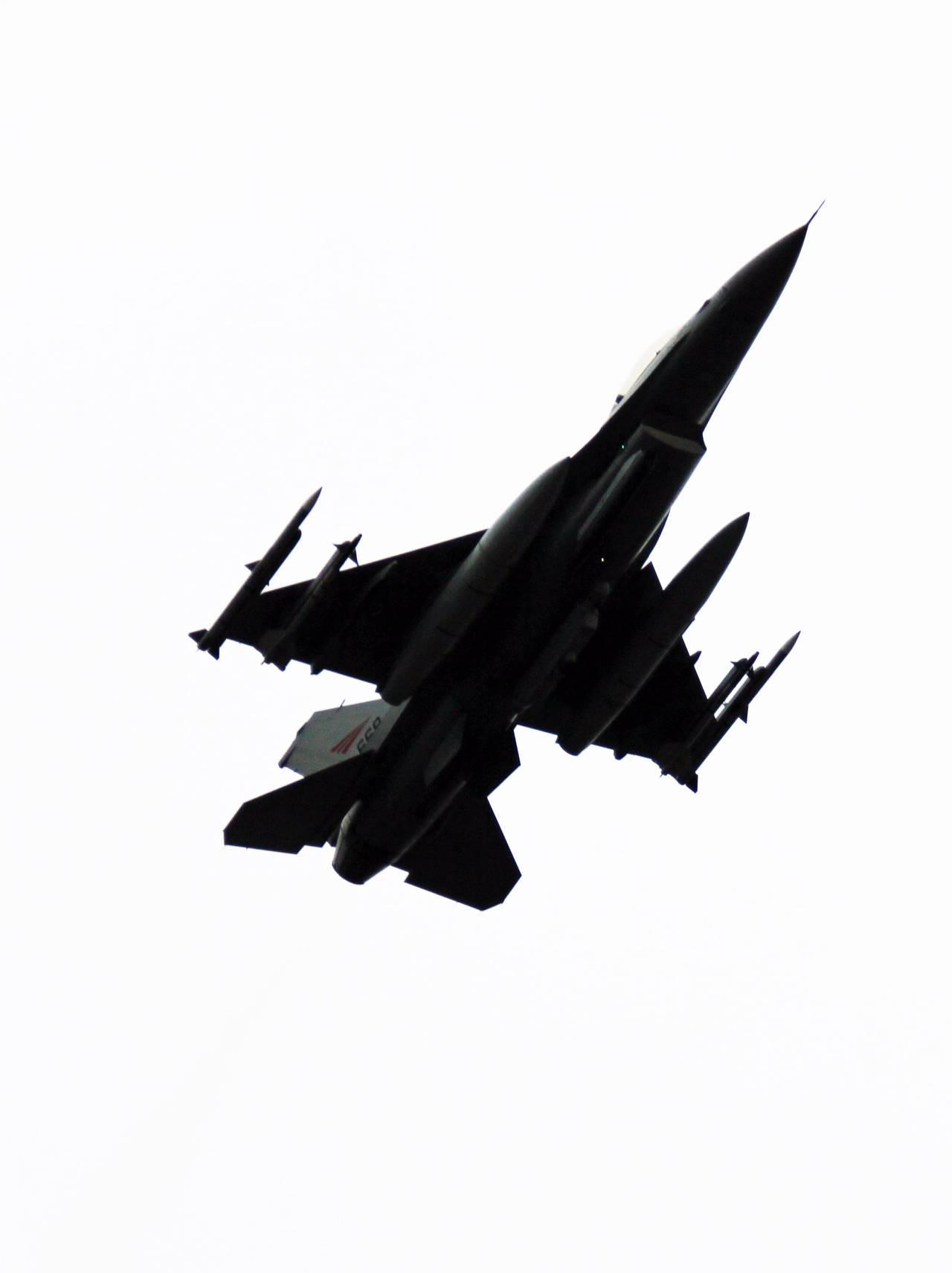 F-16-fly tar av fra Bodø