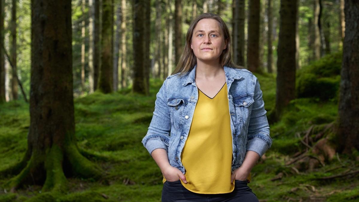 P2-lytternes romanpris til Olaug Nilssen