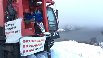 Aksjonistar for fjord