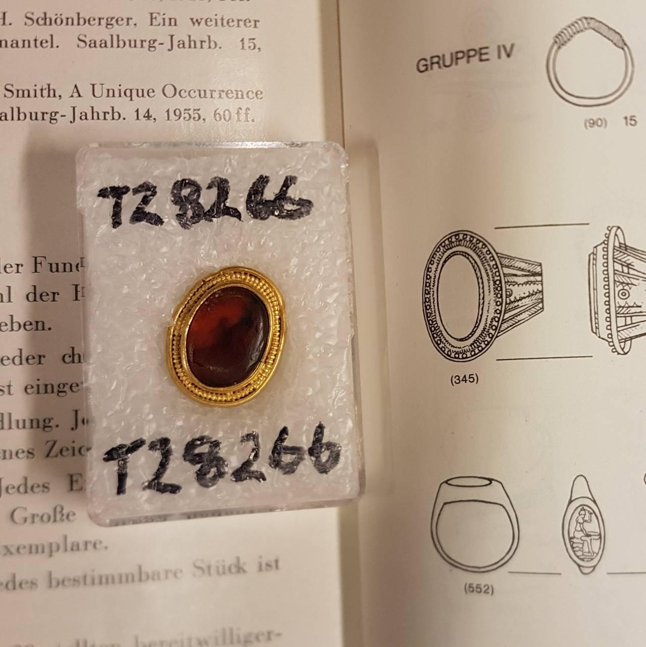 Gullring funnet i Levanger