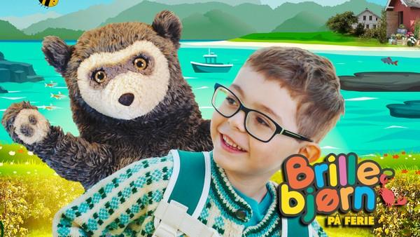 Brillebjørn og Julian drar på ferie, men det Julian ønsker seg mest av alt er en jevnaldrende lekekamerat. Kan grønne vafler eller fantasimagi hjelpe Julian å få en venn? Norsk film.
