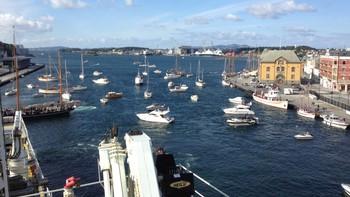 «Wyvern» i Stavanger