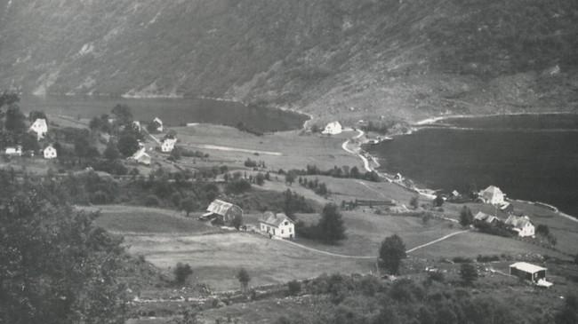 Søreide ca. 1940.
