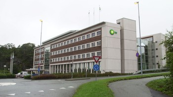 BP Norge sitt hovudkvarter på Forus i Stavanger