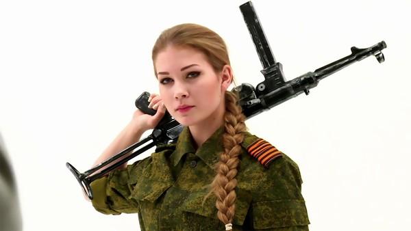 Hun ønsker å gjenreise Sovjetunionen