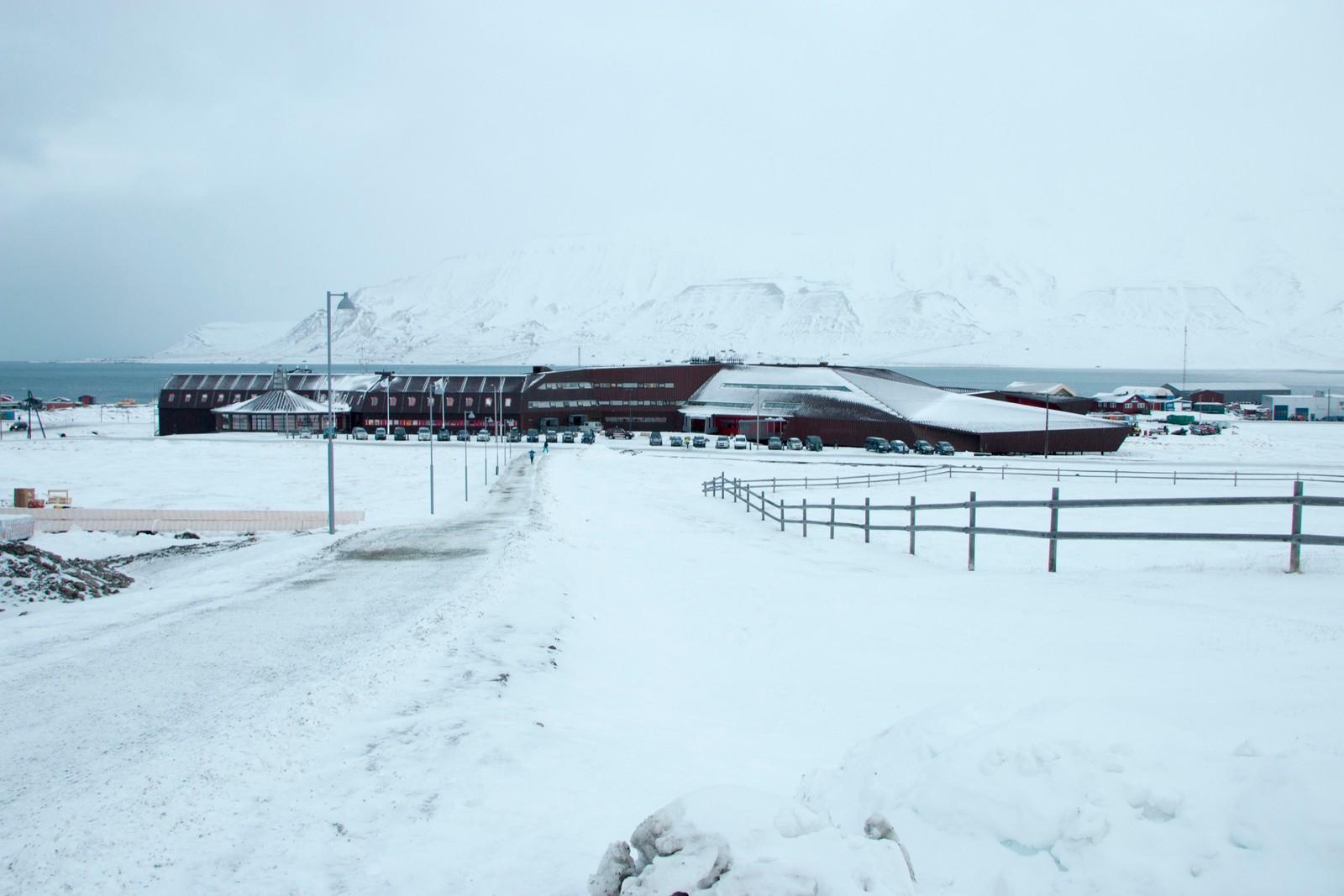 The University Centre in Svalbard - UNIS.