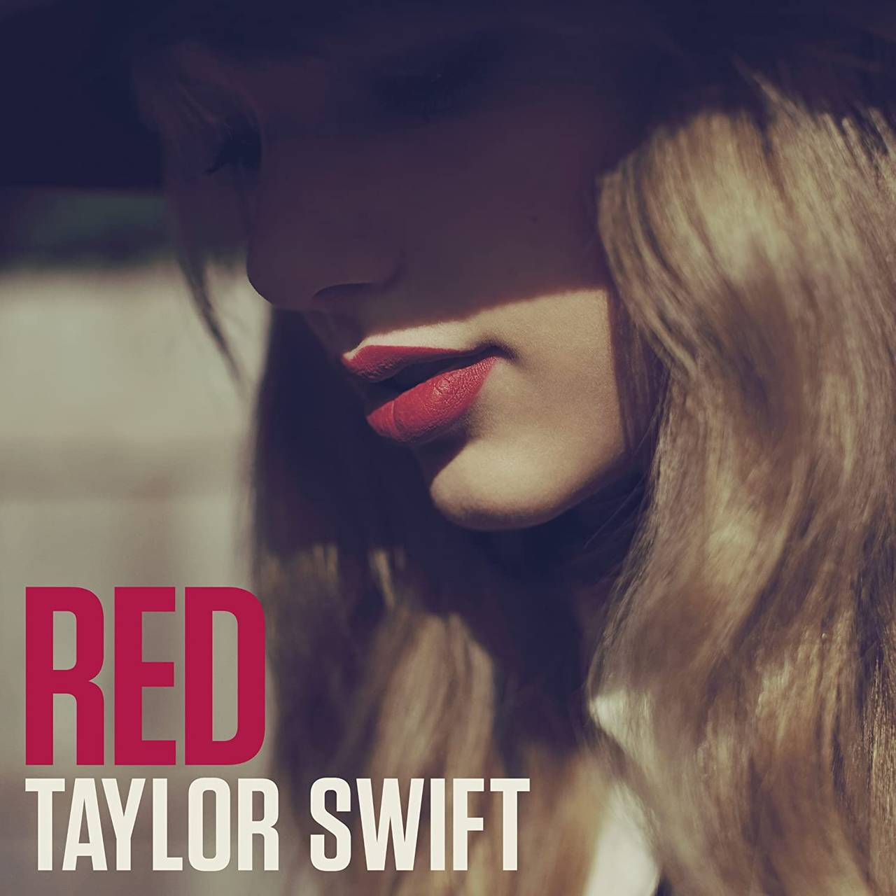 Taylor Swift - Red-albumcover