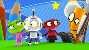 Nrk Tv Robot Rob 1 Episode Sesong 1
