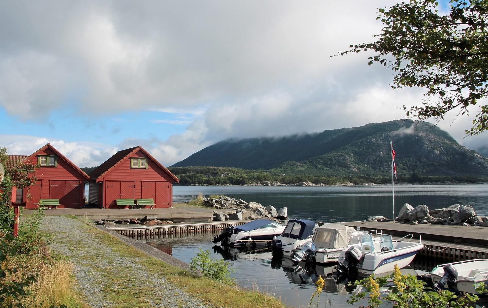 Hervik i Tysvær.