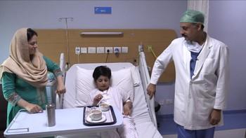 Sharma og familien fra Lahore