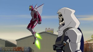Flash Thompson blir overtatt av Venom