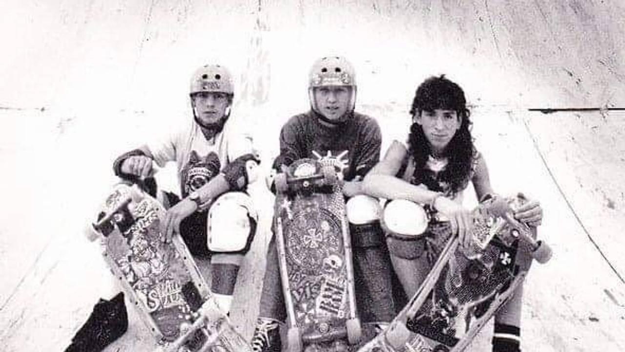 Skatere i Oslo, 1987