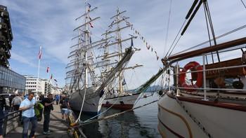 Tall Ships Races i Ålesund