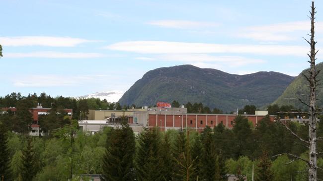 Gilde i Førde. Foto: Kjell Arvid Stølen, NRK