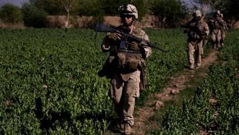 Amerianske soldater i Afghanistan