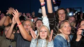 Deep Purple på Steinkjerfestivalen 2008
