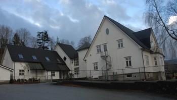 Lensmannshuset i Forsand