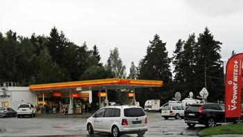 Shell-stasjonen på Kolbotn