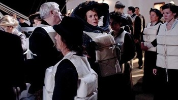 Still of Celia Imrie in Titanic