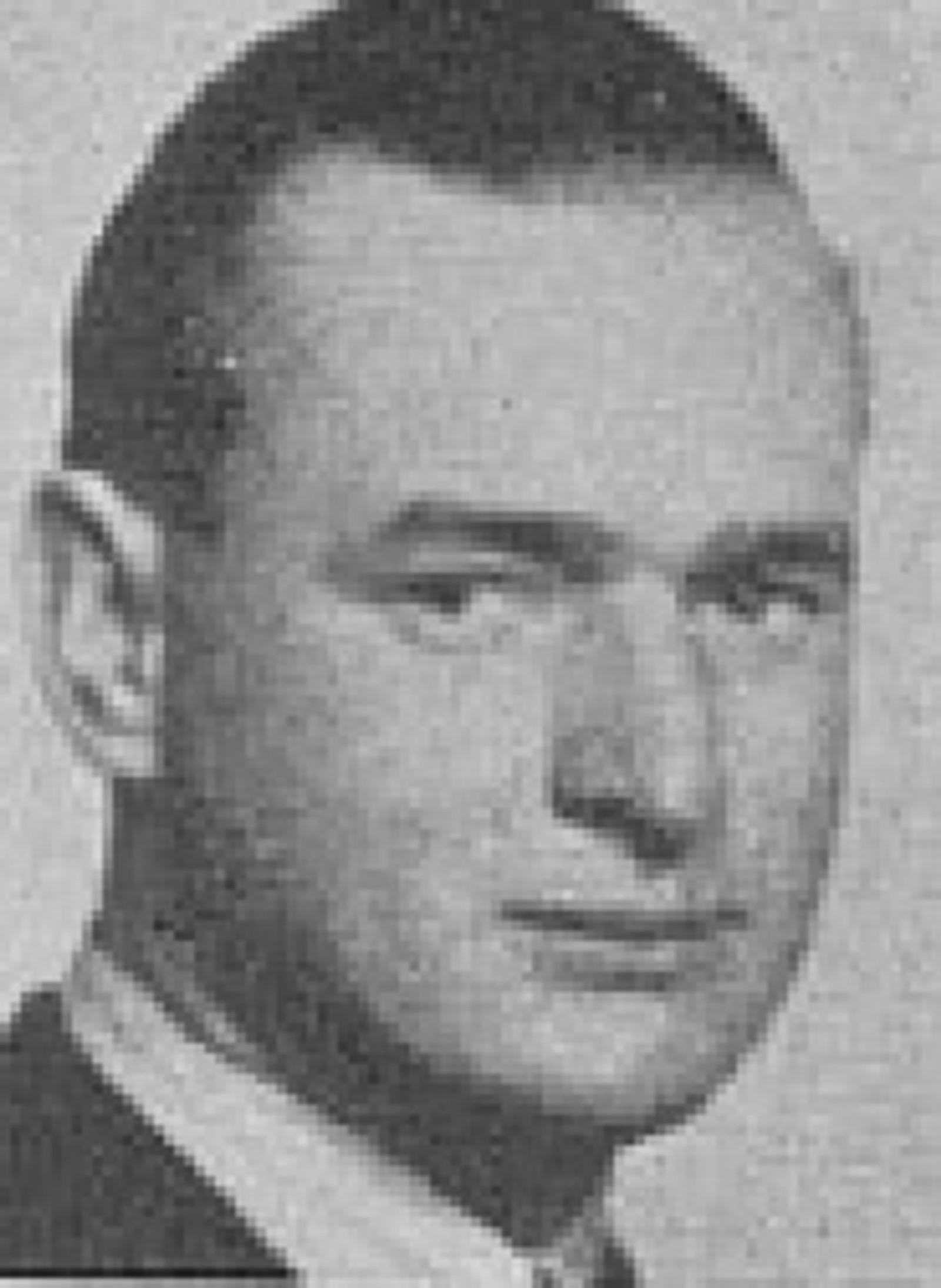 DØDE: Reidar Olsen 1916-1944.