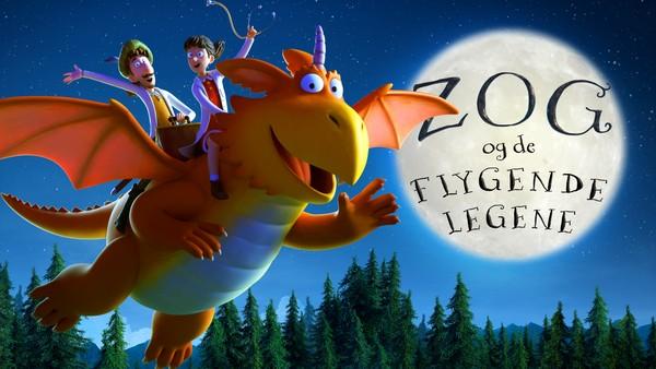 Dragen Zog, prinsesse Perle og knekten Gabbagut er flygende leger. De hjelper alle på sin vei, helt til de lander hos kongen.
