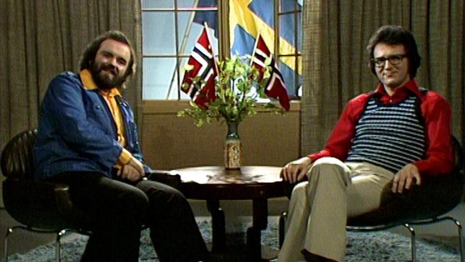 """""""Jag är så glad att jag är svensk"""""""