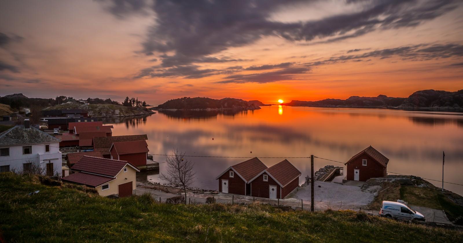 Skadberg på Eigerøy, Eigersund.