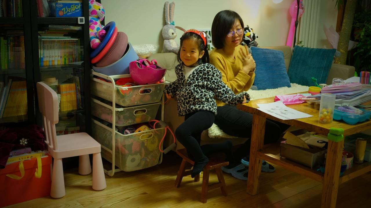Kinesiske foreldre vil helst konsentrera seg om eitt barn