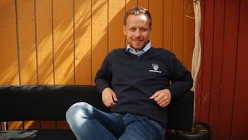 Kim Robin Haugen, daglig leder Sarpsborg 08
