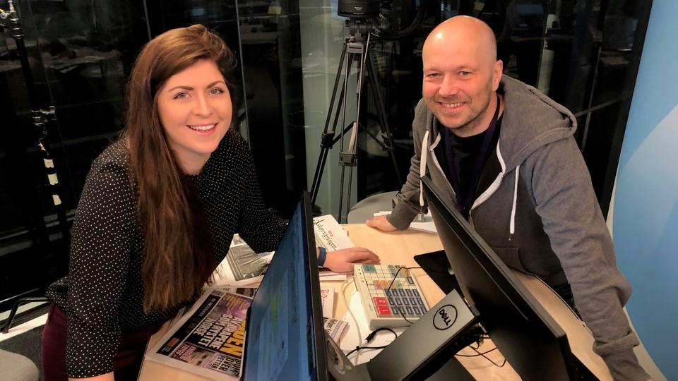 Morgen med NRK Hordaland
