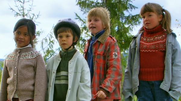 """Musikkvideo med utgangspunkt i serien """"Linus i Svingen"""". Odd Nordstoga synger sin egen tekst og melodi."""