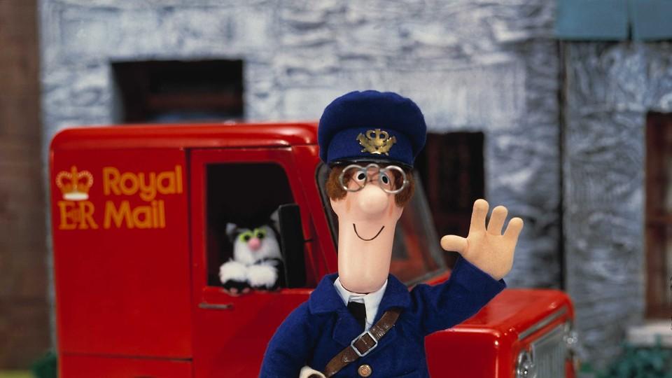 Postmann Pat - Spesialpakkeservice