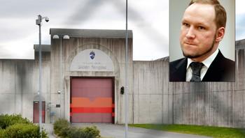 Brevik (innfelt) soner i Skien fengsel