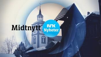 Kveldens nyheter og vær fra NRK Trøndelag