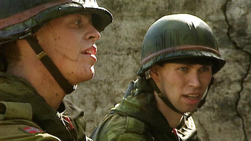 Slit og forbrødring - NATO-soldater i kappestrid