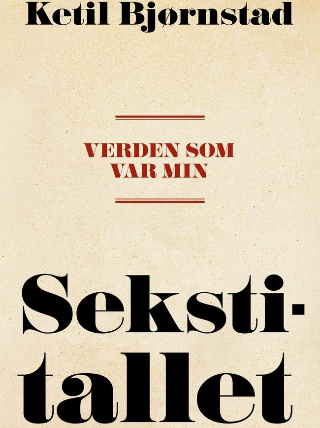 """Ketil Bjørnstad """"Verden som var min"""""""