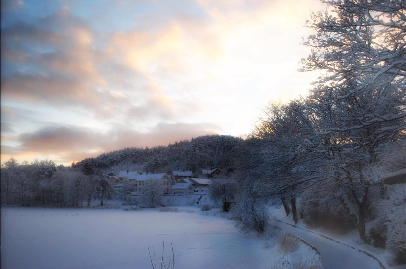 Vinter i Florø