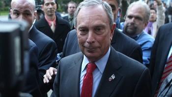 New York-ordfører Michael Bloomberg