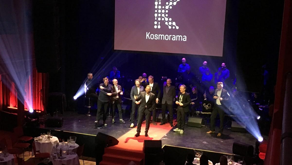 Kongens nei» stakk av med fire Kanonpriser – NRK Trøndelag