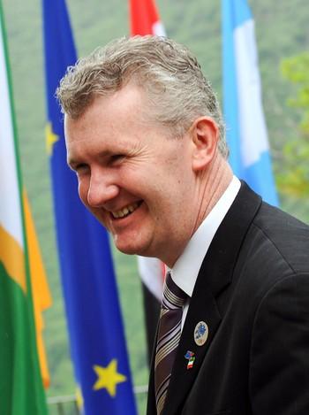 Tony Burke, australsk minister for landbruk, fiskeri og skogbruk