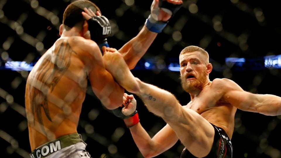 Conor McGregor - den Irske fighteren