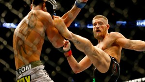 Conor McGregor - den Irske fighteren