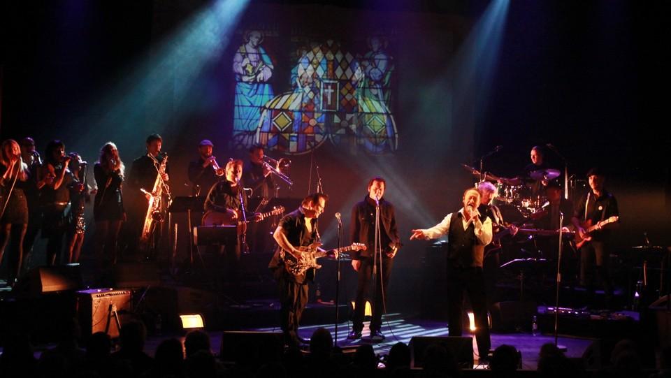 Gospelkonsert: In memory of Elvis