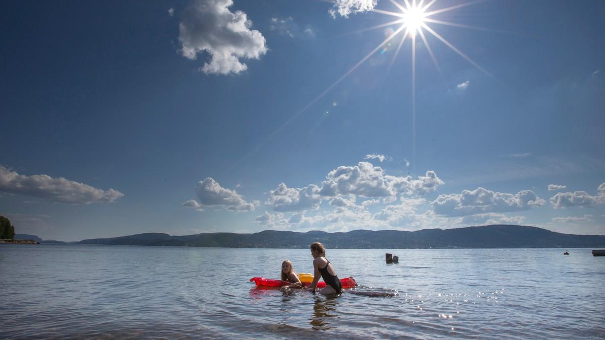 Sommeren 2014 - Foto: Bendiksby, Terje/NTB scanpix